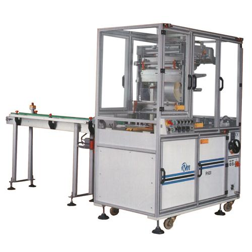 R420B MACHINE D'EMBALLAGE SYSTEME D'ALIMENTATION LATERALE MODELE B