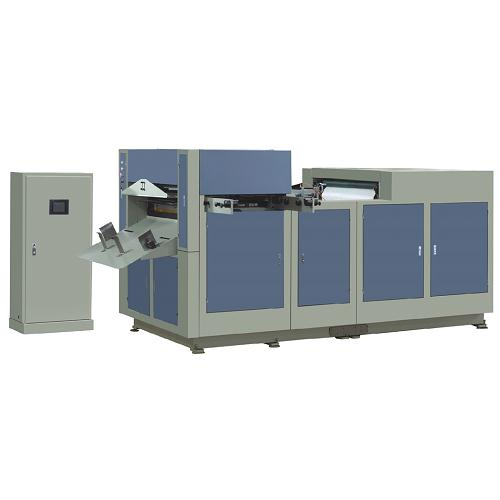 OR-MQ-930 MACHINE DE COUPE DIE ROLL PLATE