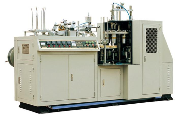 OBZ-12 PAPER CUP MACHINE WITH ULTRASONIC SEALING 45-50pc min