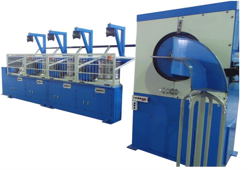 Wire Drawing Machine | Small Scale Industrial Projects Industry And Construction
