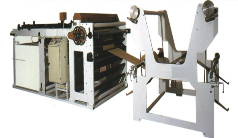 SM012 MACHINE MECANIQUE A DIMENSIONNER LES BOBINES KRAFT