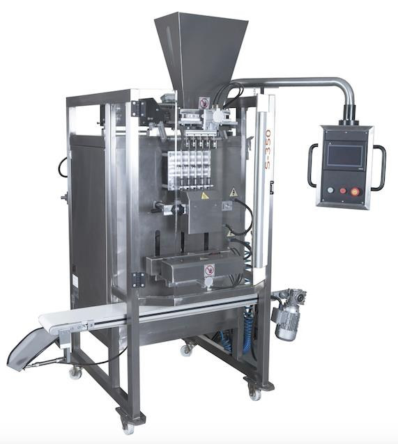 S 350-5 MACHINE D'EMBALLAGE DE SUCRE STIC 5 PISTES